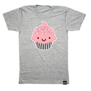 Kawaii Cupcake T-Shirt Adult Unisex