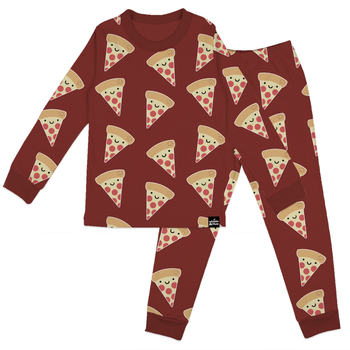 Kawaii Pizza Pyjama Set - Adult Unisex