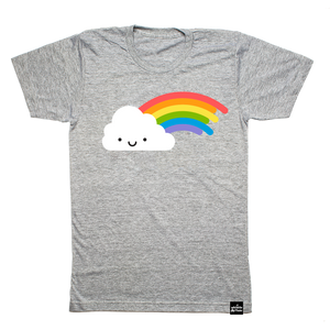Kawaii Rainbow T-Shirt Adult Unisex