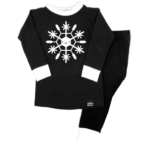 Kawaii Snowflake Pyjama Set - Adult Unisex