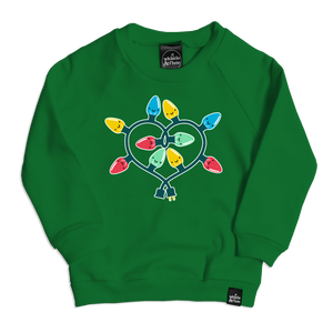 Kawaii Lights Sweatshirt Adult Unisex