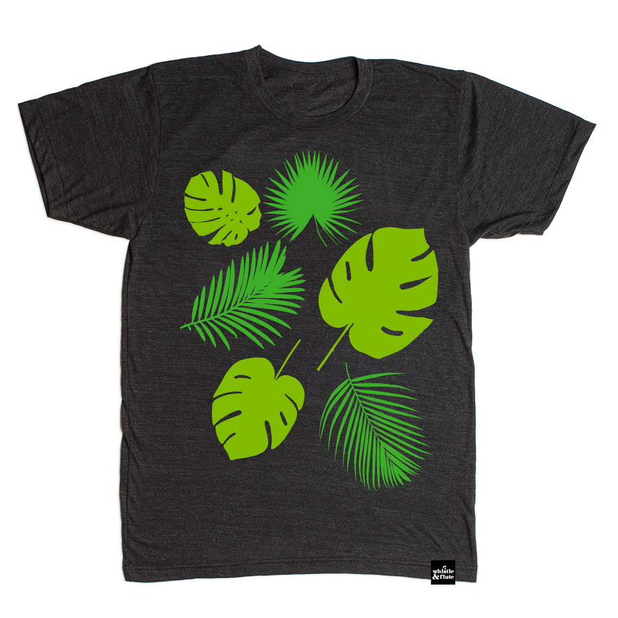 Palm Leaves T-Shirt Adult Unisex