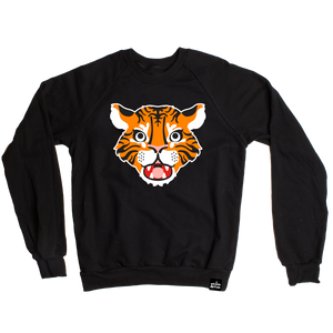 Tiger Sweatshirt Adult Unisex