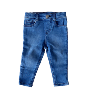 Bamboo Stretch Denim Jeans - PRESALE