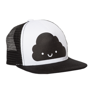 Kawaii Cloud Snapback Trucker Cap