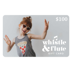 Whistle & Flute Clothing Gift Card