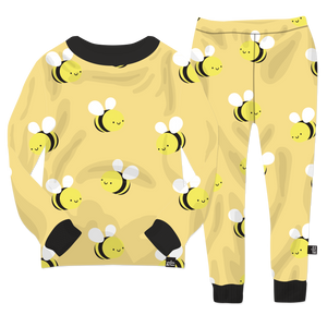 Kawaii Bee Pyjama Set