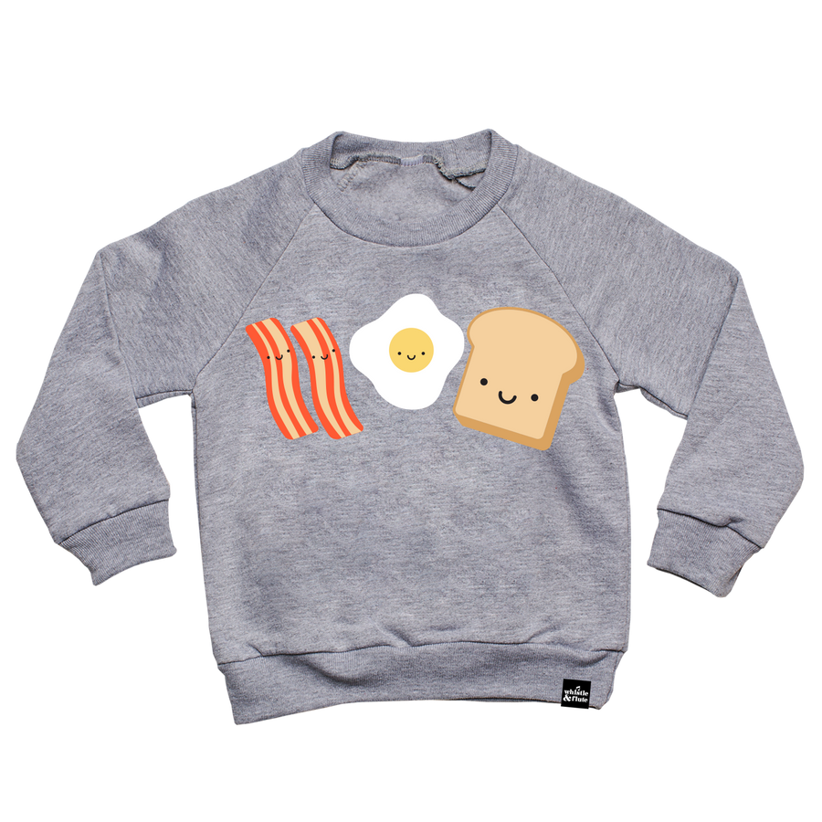 Kawaii Breakfast Sweatshirt