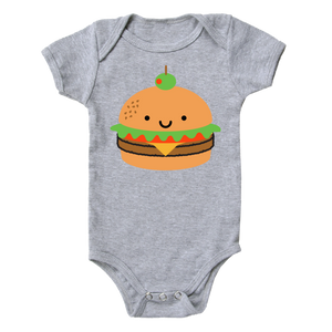 Kawaii Burger Bodysuit