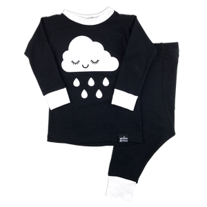 Kawaii Sleepy Cloud Pyjama Set