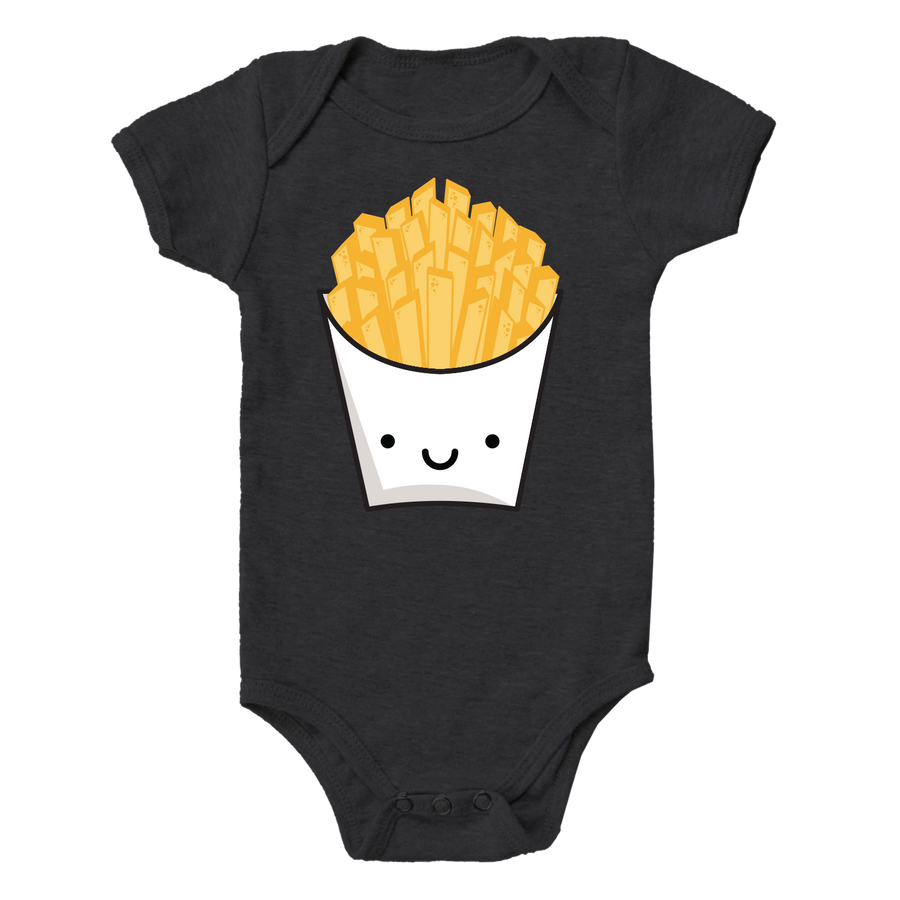 Kawaii French Fries Bodysuit