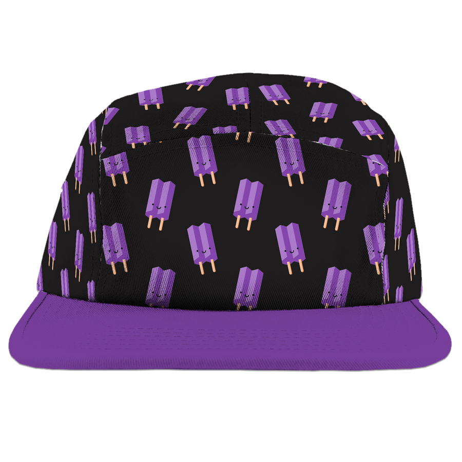 Kawaii Ice Pop Camp Cap