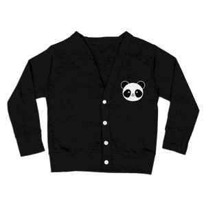 Kawaii Panda Cardigan