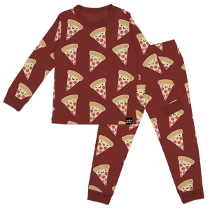 Kawaii Pizza Pyjama Set