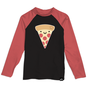 Kawaii Pizza Unisex Rashguard