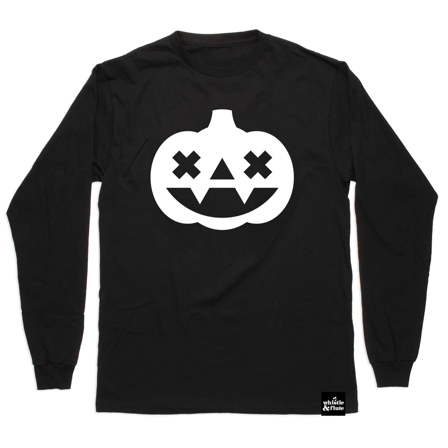 Glow in the Dark Kawaii Pumpkin
