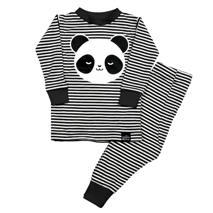 Kawaii Sleepy Panda Pyjama Set