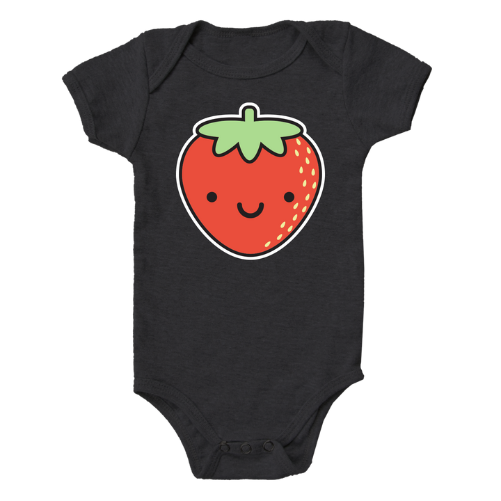 Kawaii Strawberry Bodysuit