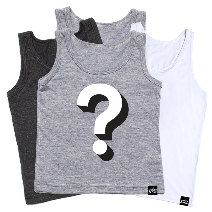 Whistle & Flute Tank Top Mystery Pack