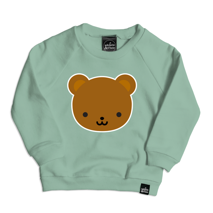 Kawaii Bear Sweatshirt