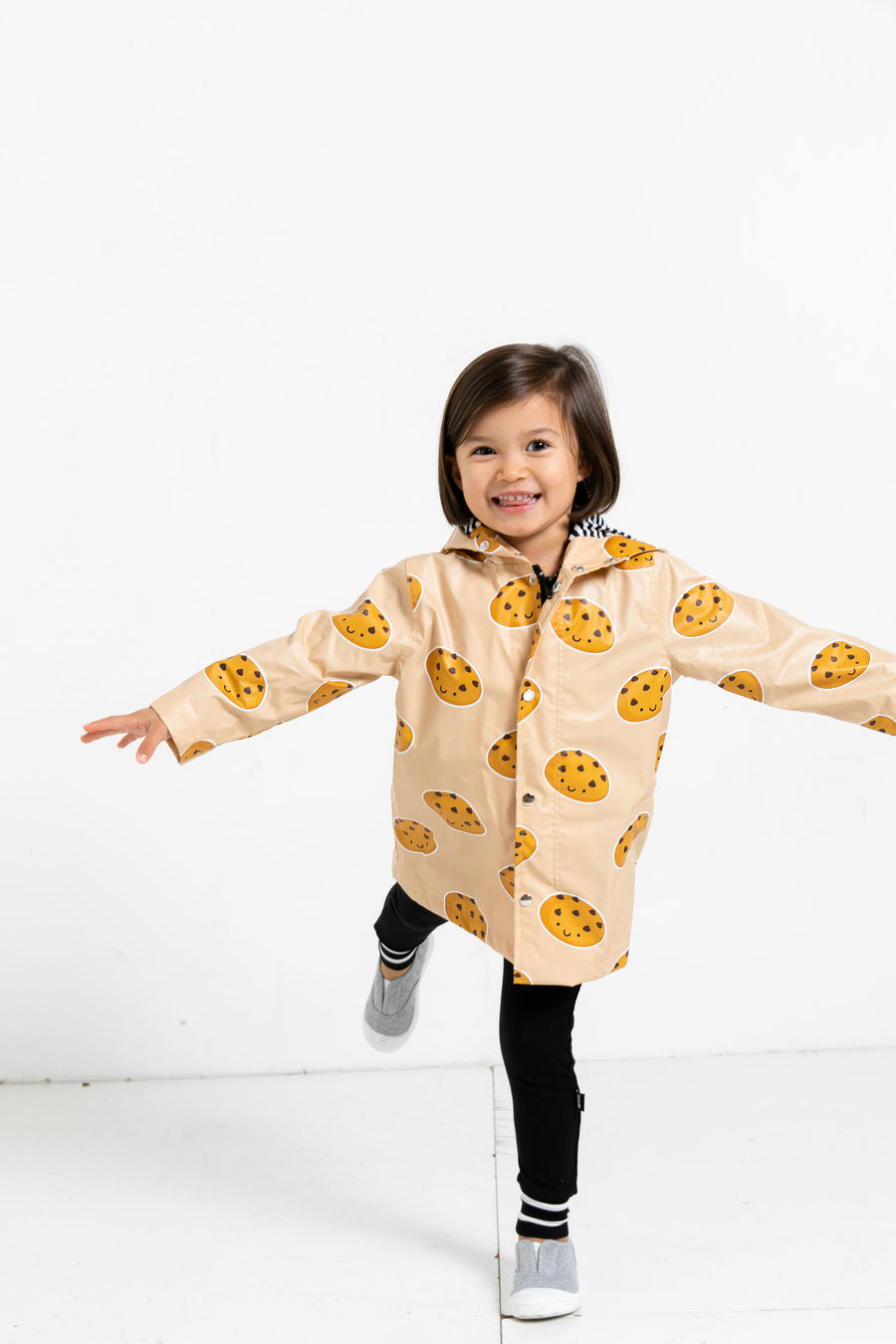 Kawaii Cookie Raincoat