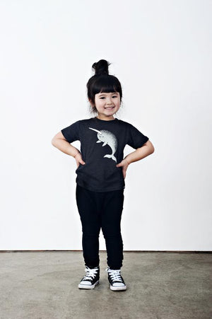 Kawaii Narwhal T-shirt