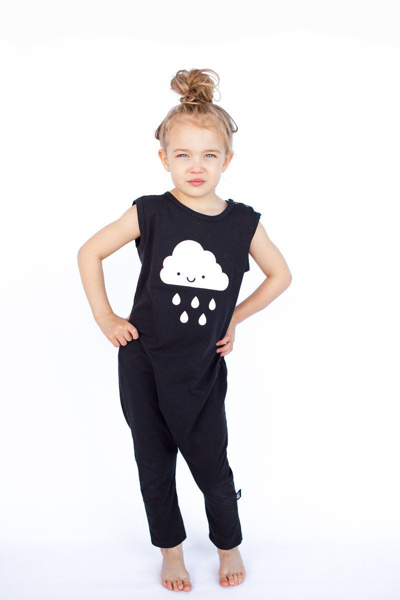 Kawaii Cloud Romper