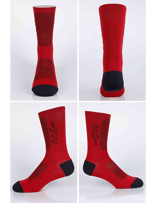 Avus Socks Red