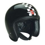 DAVIDA SPEEDSTER V3 HELMET – BLACK/WHITE CHECKER
