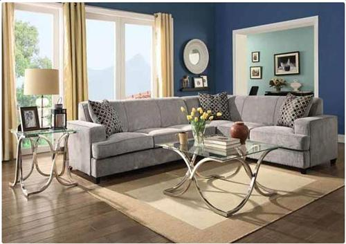 Sleeper Sectional for Corner-Wholesale Furniture Brokers