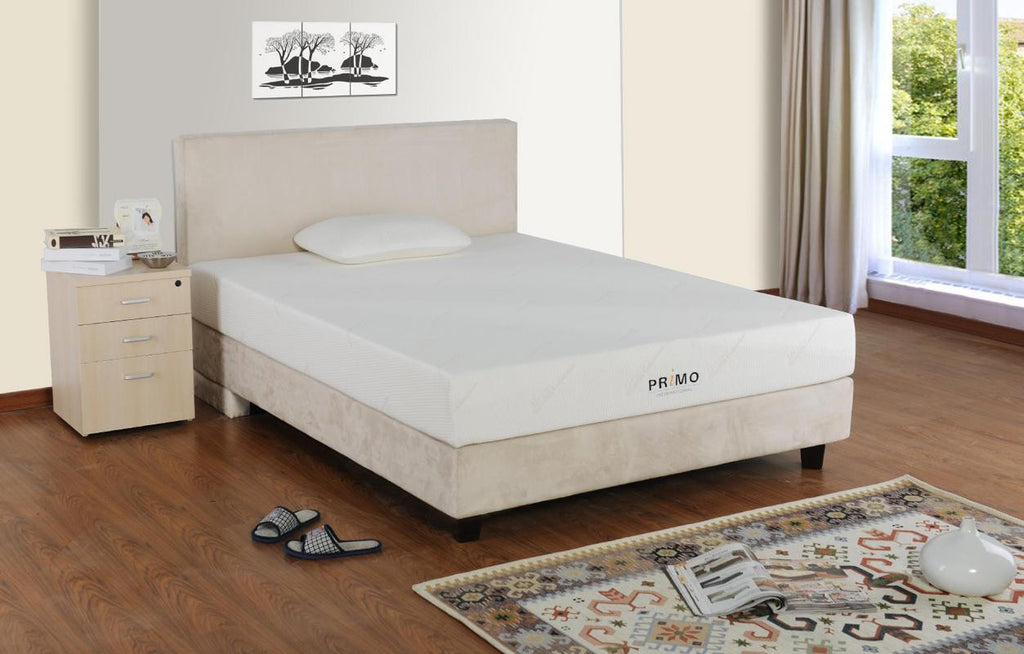 Exceptional 8 Inch Eloquence Memory Foam Mattress By Rest Therapy