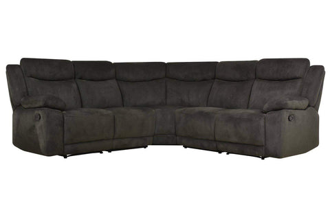 Dark Grey Volo Corner Sectional