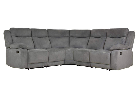 Light Grey Volo Corner Sectional
