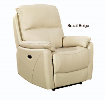 Power Reclining Chair , by Stanley Chair - Available in 3 Colors-Wholesale Furniture Brokers