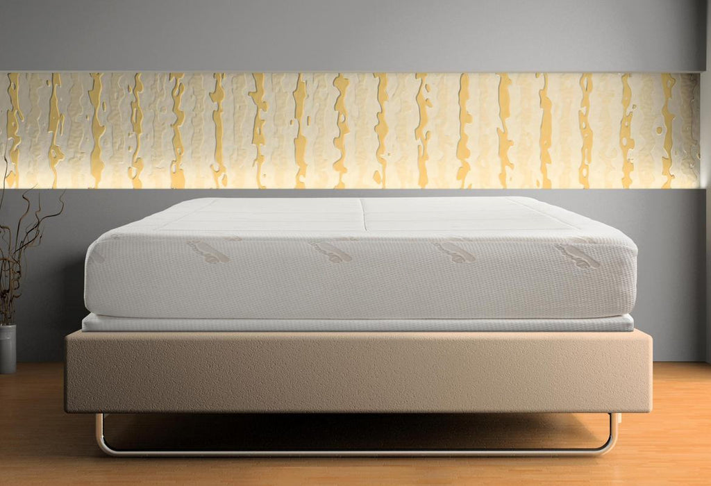 10 Inch Allure Memory Foam Mattress By Rest Therapy