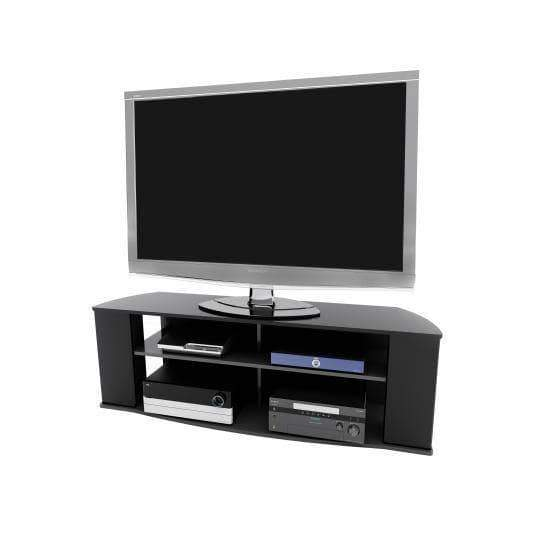 tv stand for 60 inch tv prepac essentials 60 inch tv stand in black 28997