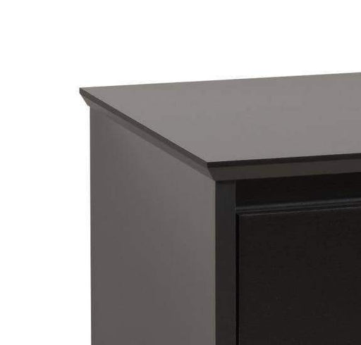 Coal Harbor 2 Drawer Tall Nightstand with Open Shelf - Multiple Options Available-Wholesale Furniture Brokers