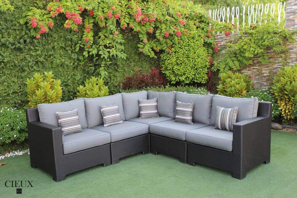 Provence Corner Sectional - Available in 3 Colours-Wholesale Furniture Brokers