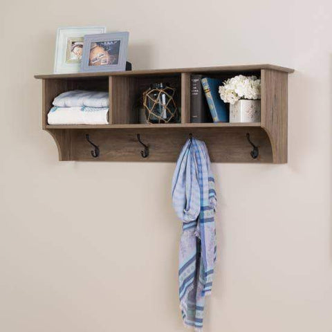48-inch-Wide-Hanging-Entryway-Shelf-Drifted-Gray