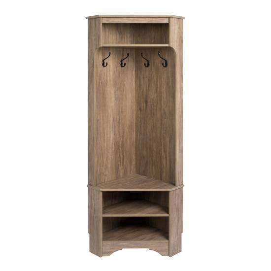 Corner Hall Tree - Multiple Options Available-Wholesale Furniture Brokers