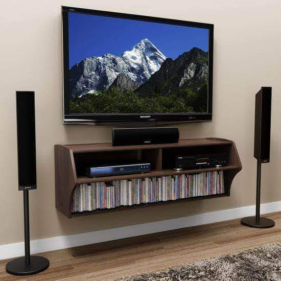 Altus Wall Mounted Audio/Video Console - Multiple Options Available - Multiple Options Available-Wholesale Furniture Brokers