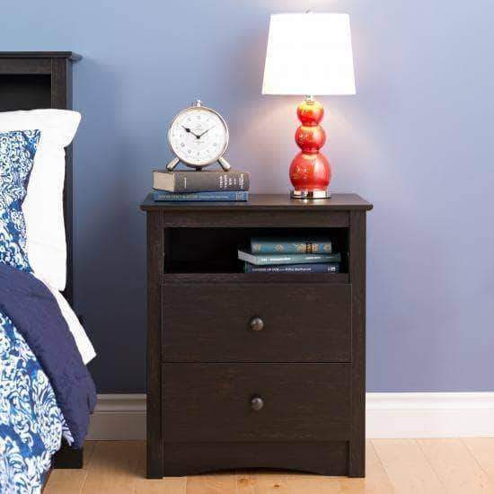 Riverdale 2-Drawer Nightstand - Multiple Options Available-Wholesale Furniture Brokers