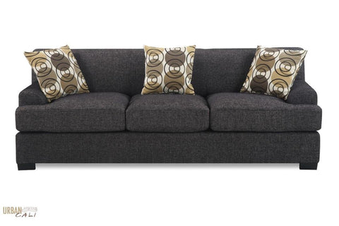 Hayward Ash Black Sofa by Urban Cali