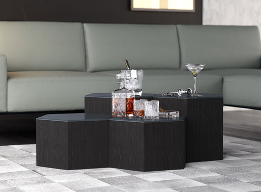 Centre 3 Piece Occasional Table Set