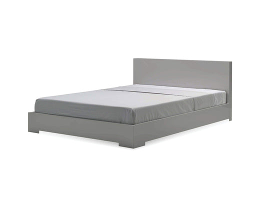 Mobital Bed Queen / Stone Blanche Platform Bed - Available in 2 Colors