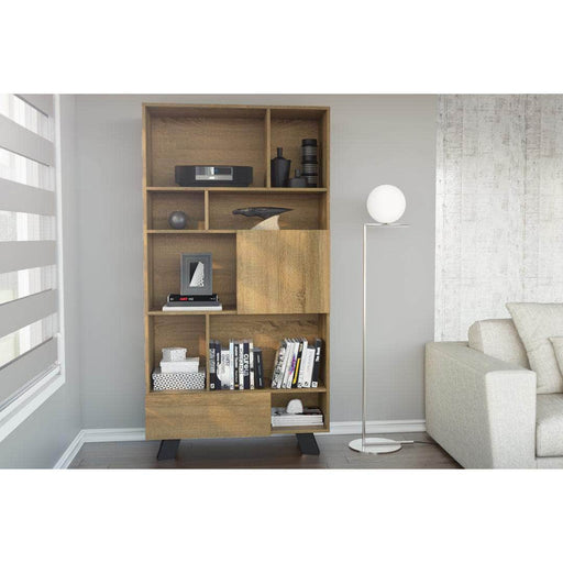 Modubox Bookcase Auva Bookcase - Available in 2 Colors