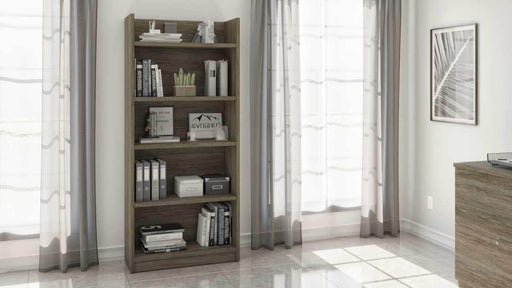 Modubox Bookcase Pro-Linea Standard 5 Shelf Bookcase - Available in 2 Colours