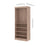 "Modubox Closet Storage Pur 36"" Closet Organizer Storage Unit - Available in 4 Colors"