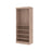 "Modubox Closet Storage Rustic Brown Pur 36"" Closet Organizer Storage Unit - Available in 4 Colors"