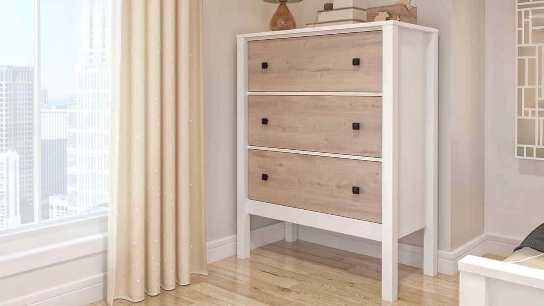 Modubox Dresser Capella Dresser - Available in 4 Colours